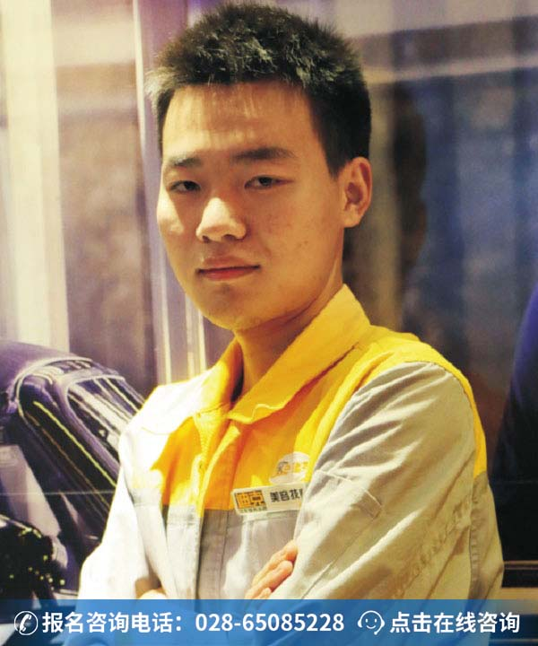 万通就业之星:王春龙