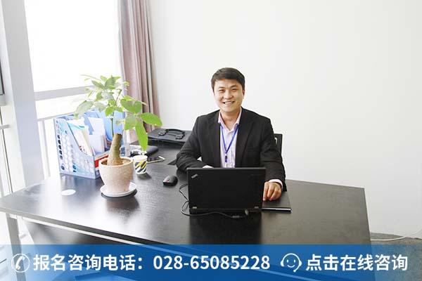 蔣世龍:努力拼搏,只為成就更優秀的自己